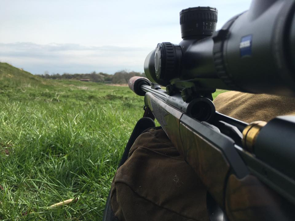 Safariskydning
