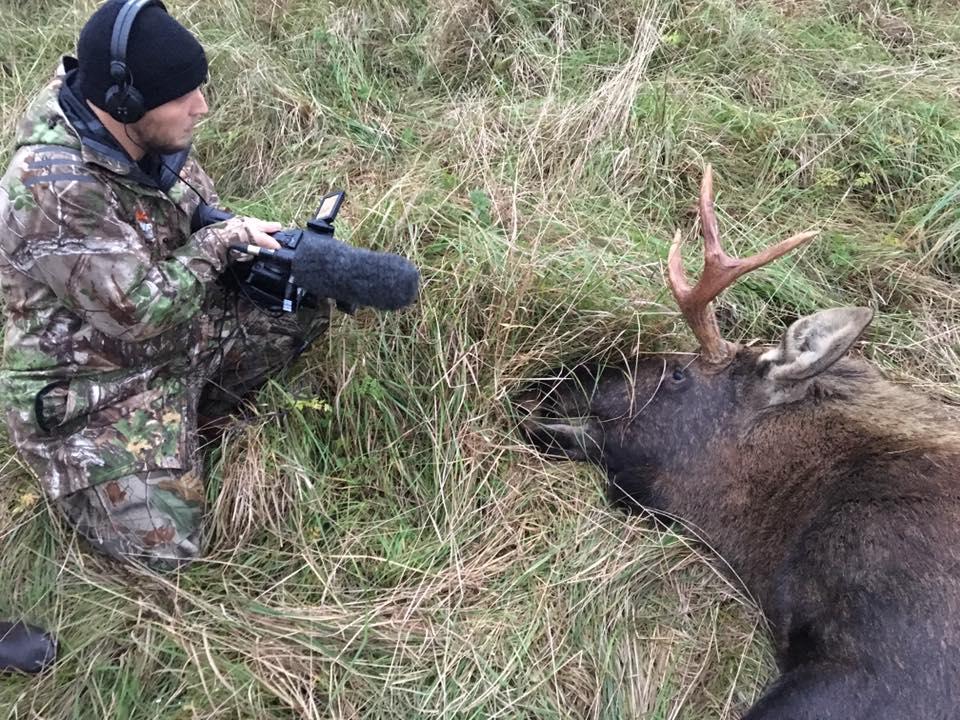 jagt i Estland