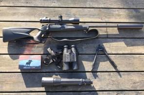 Udstyr til Azerbaidjan- Våben, ammo og optik