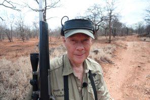 I min fars fodspor i Afrika!