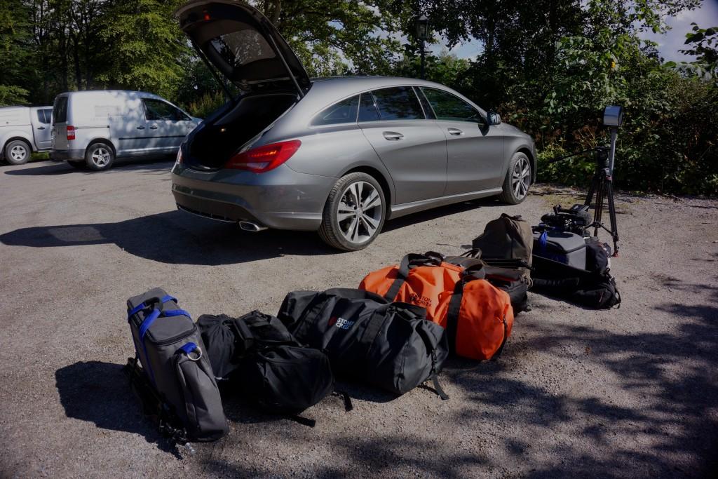 Mercedes Shooting Brake