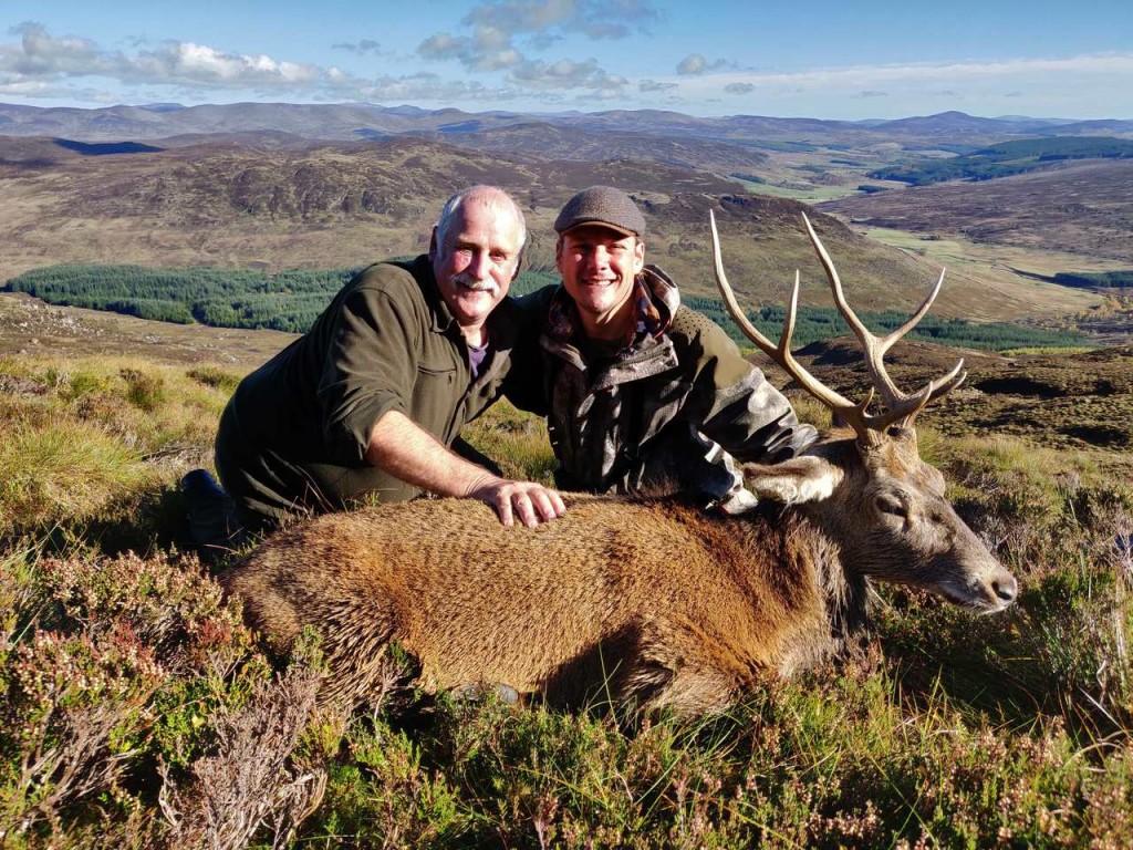 jagt i Skotland