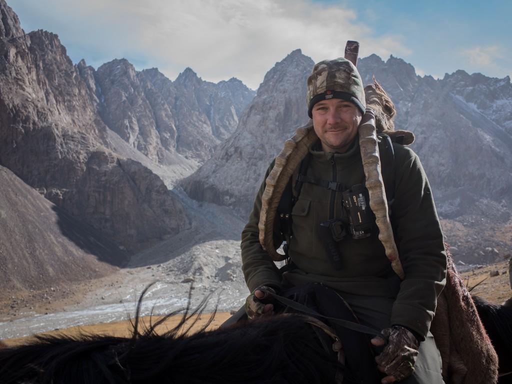 Ibexjagt i Kirgisistan