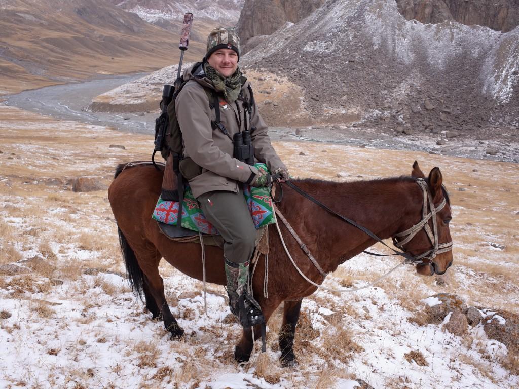 Jagt i Kirgisistan!