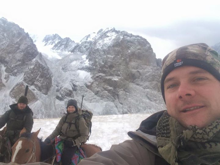 jagt i Kirgisistan