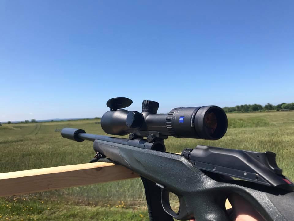 feltskydning