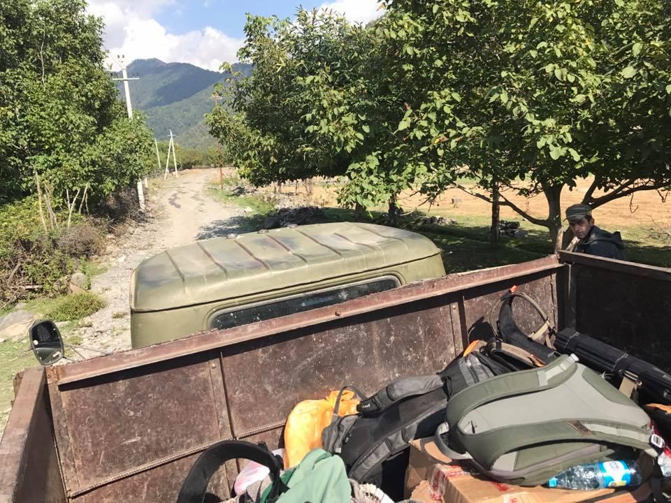 Jagt i Azerbaidjan