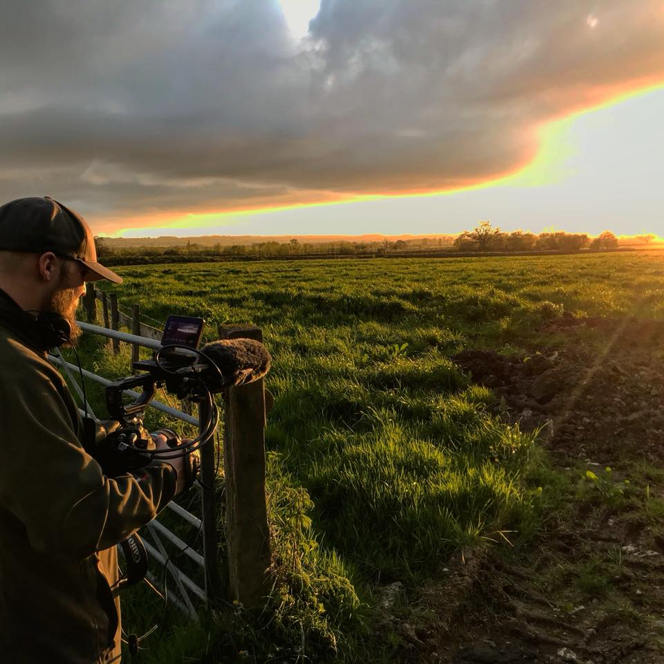 Muntjak jagt i England