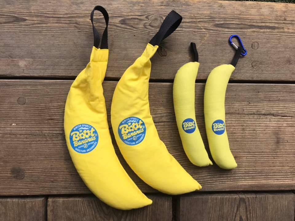 Boot Bananas