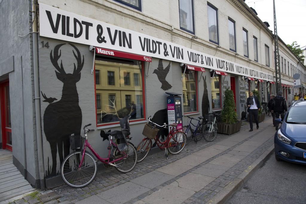 Vildt & Vin restaurant