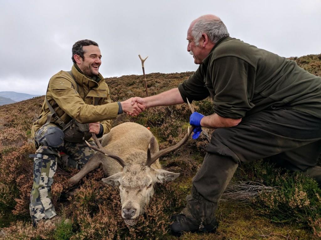 Hjortejagt i Skotland5