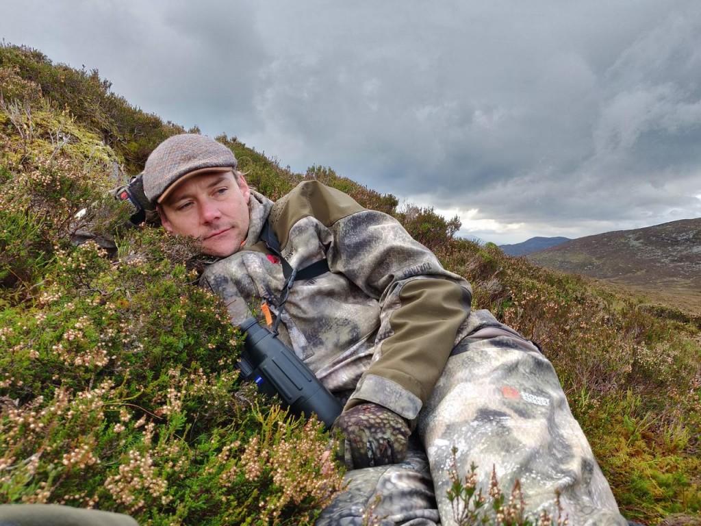 Hjortejagt i Skotland8