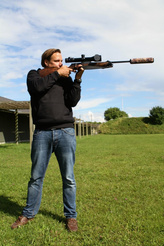 riffelskydning