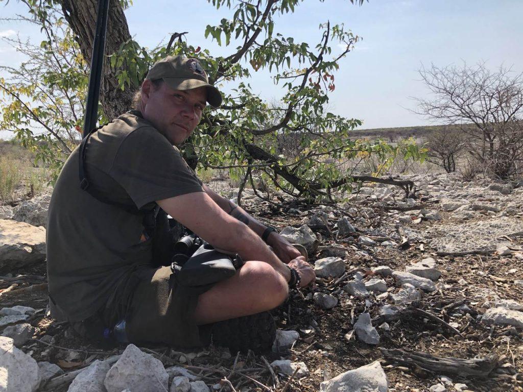 Trofæjagt i Namibia